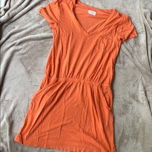 lou&grey orange dress